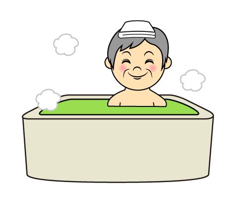 よきお風呂…幸せ…!!!